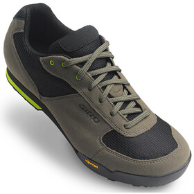 Giro Rumble VR - Chaussures Homme - noir/olive